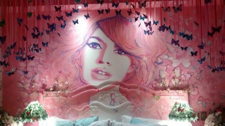 ピンクに隠されているのは・・・